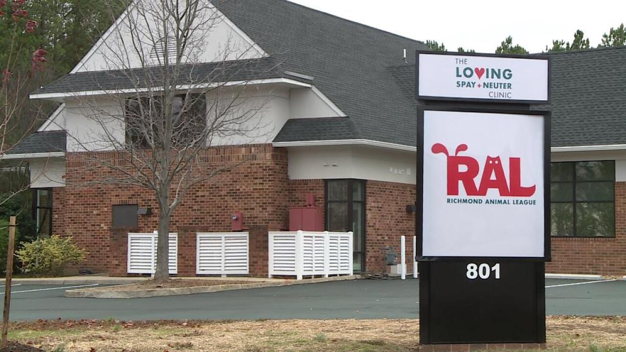 New larger facility will help Richmond shelter's low-cost spay and neuter mission