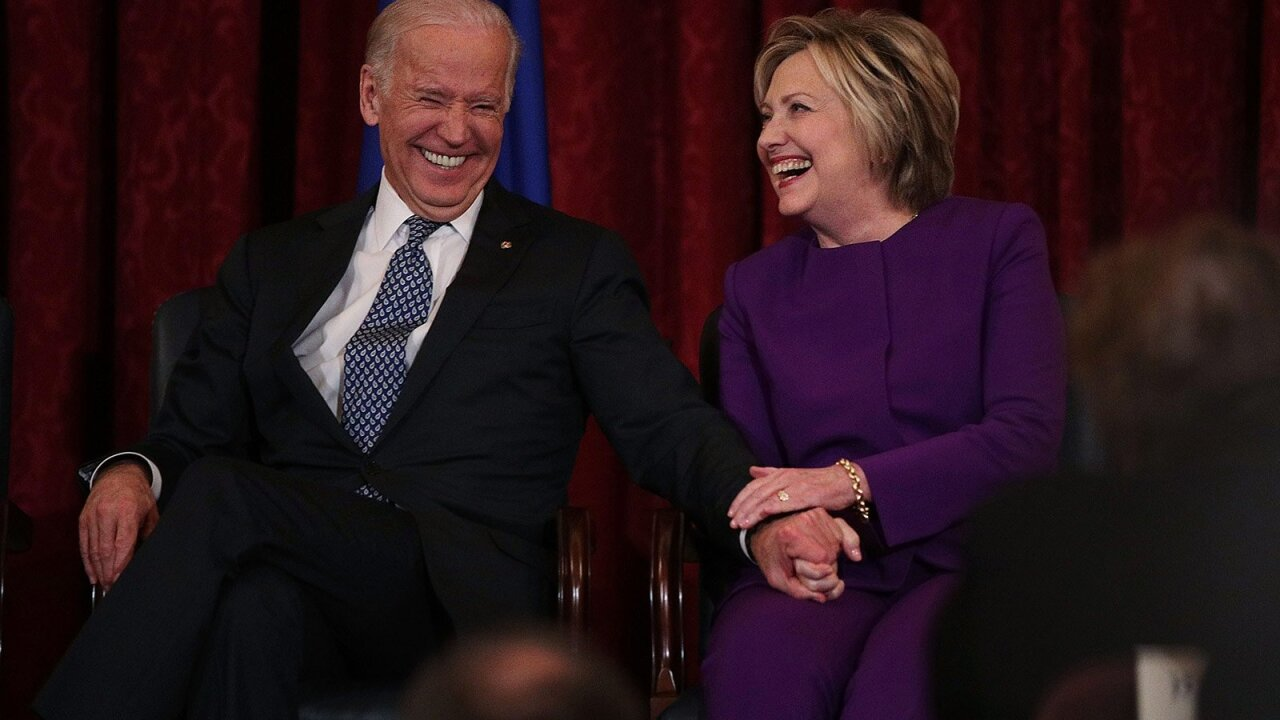 Hillary Clinton met with Biden, Klobuchar on 2020