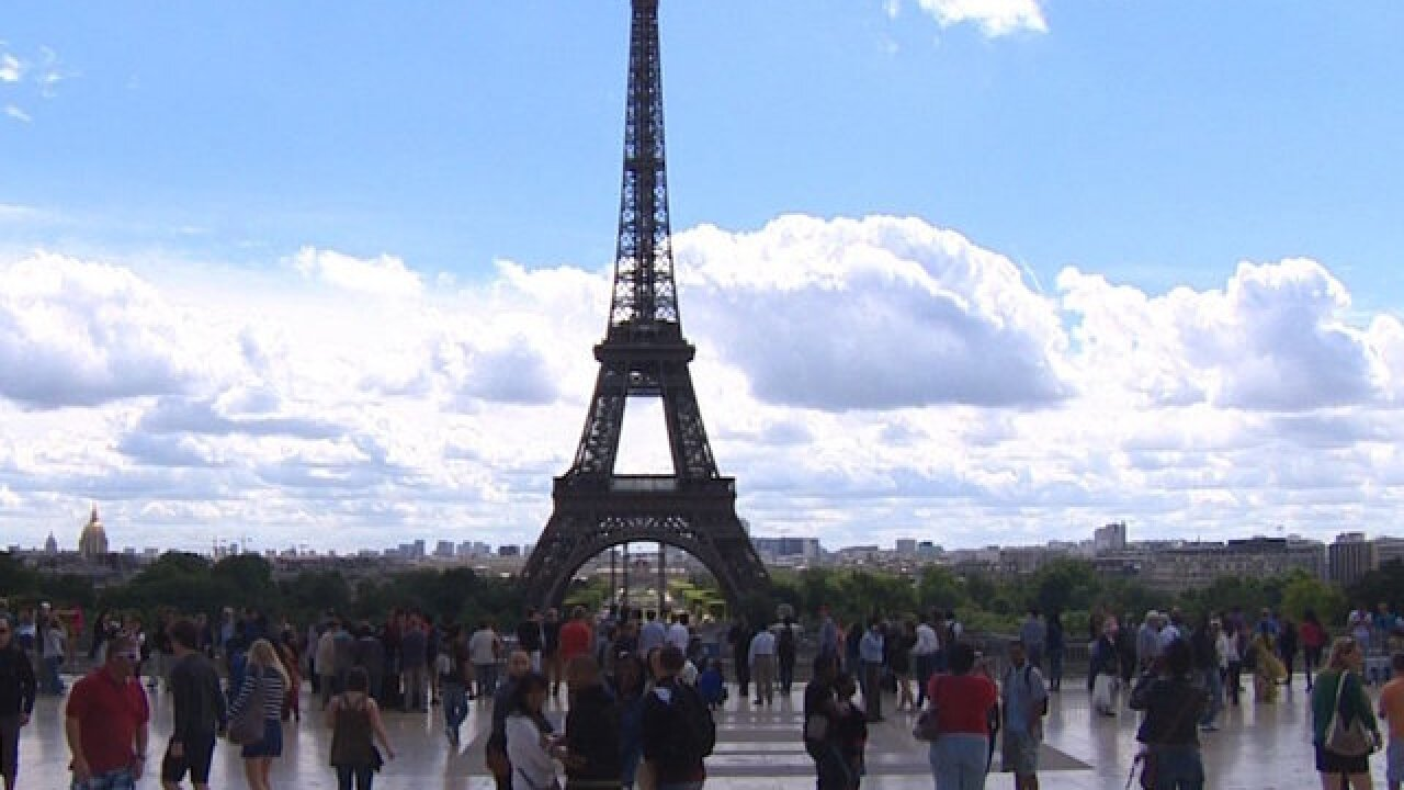 Eiffel Tower could get a makeover