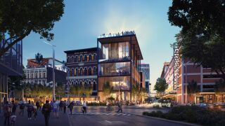 Greektown redevelopment