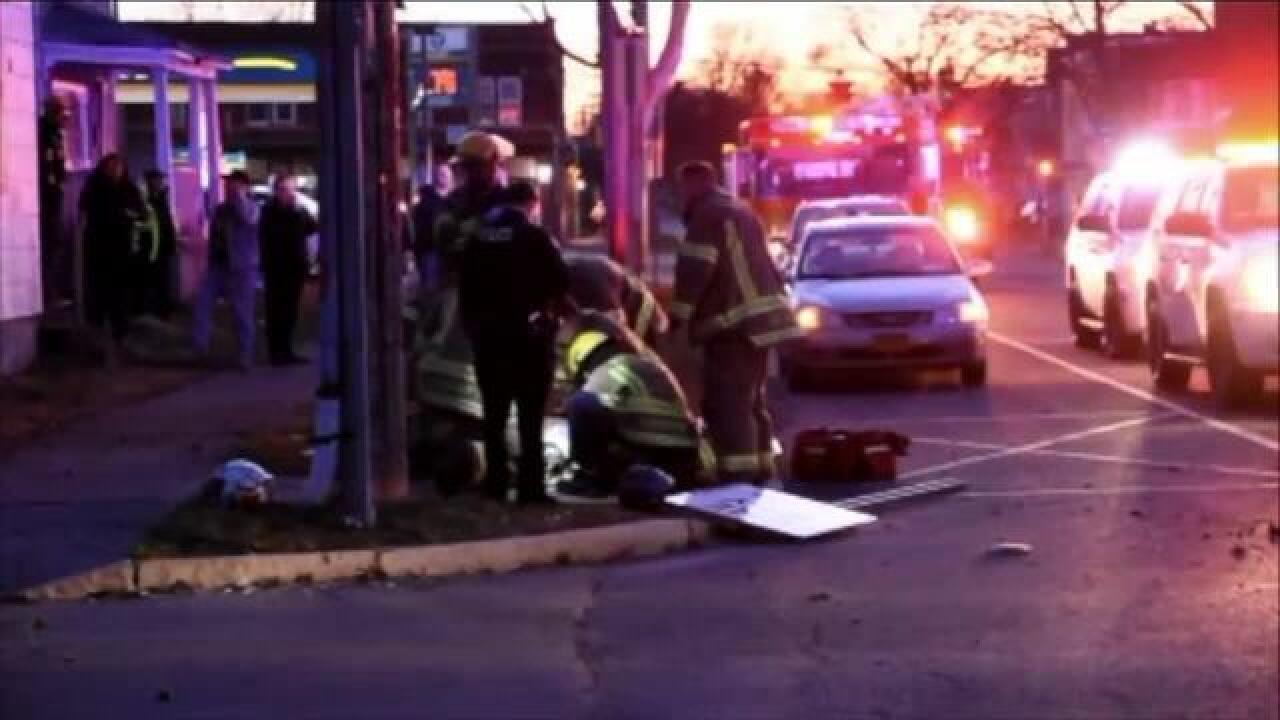 Grand Island woman killed in motorcycle crash