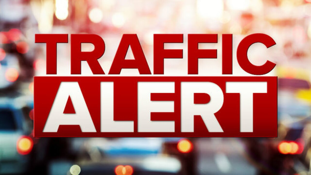 Real-Time Traffic Alerts & Closures