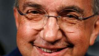 Formula One's Carey leads tributes to Marchionne