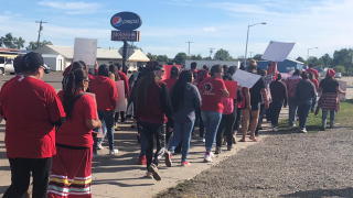 March held in Hardin following recent death of 18-year-old woman