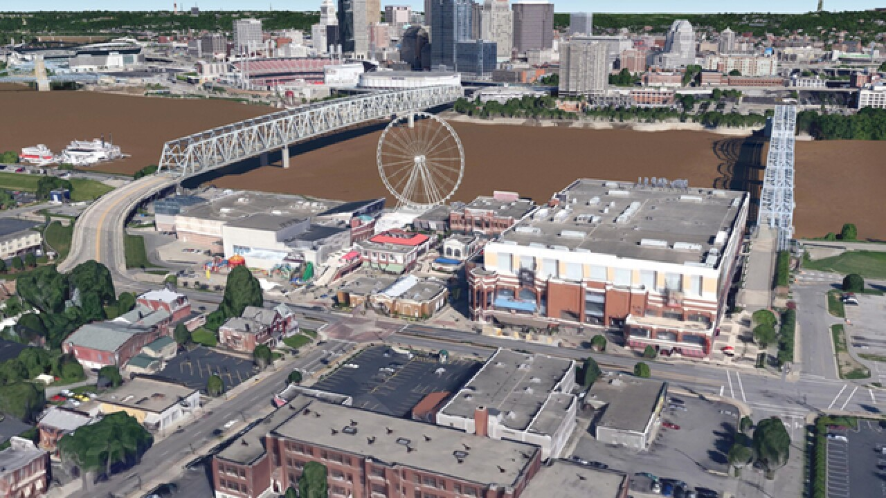 Newport SkyWheel scheduled to open late 2018