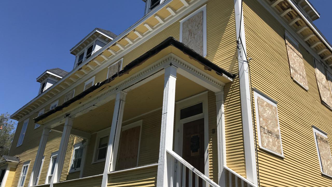 Somers Mansion Restoration