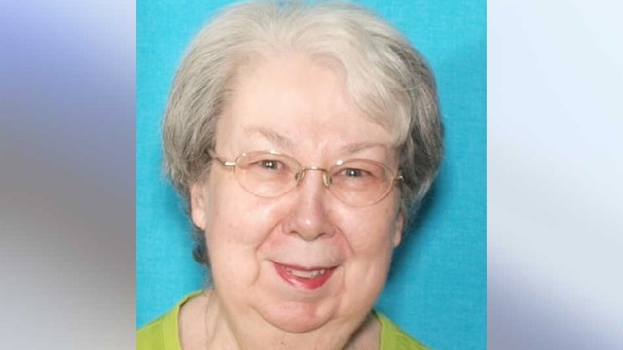 71-year-old woman missing in Northern Kentucky