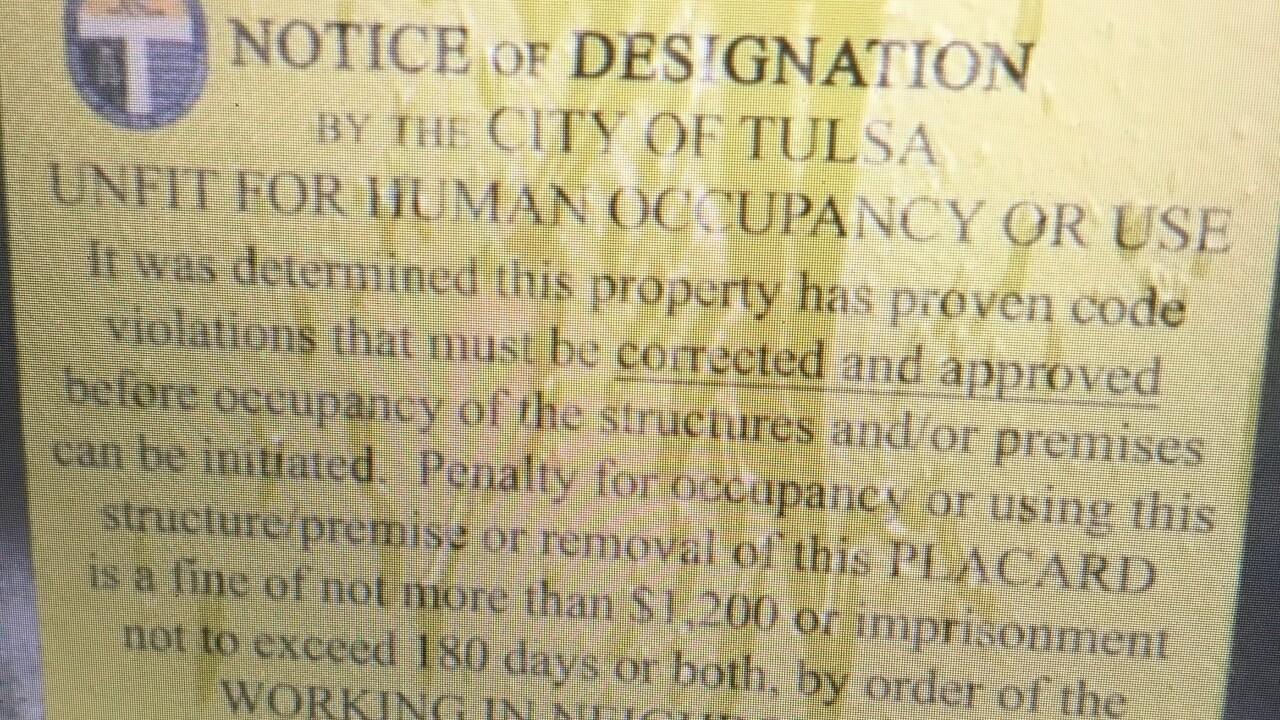 code enforcement notice
