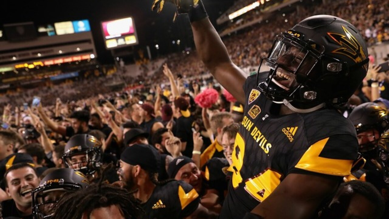 UPSET! 3 big takeaways from the Sun Devils' win over No. 5 Washington