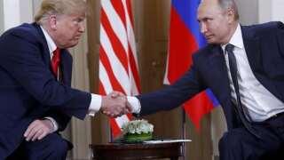 Putin Chides Trump's Opponents, Calls Summit A Success