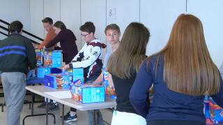 EVMS students pledge to fight bullying with kindness