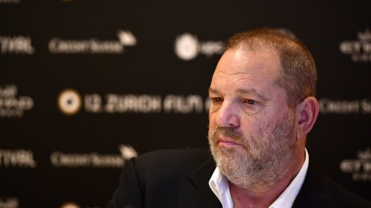 Harvey Weinstein could be arrested over latest rape accusation