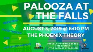 Palooza at the Falls