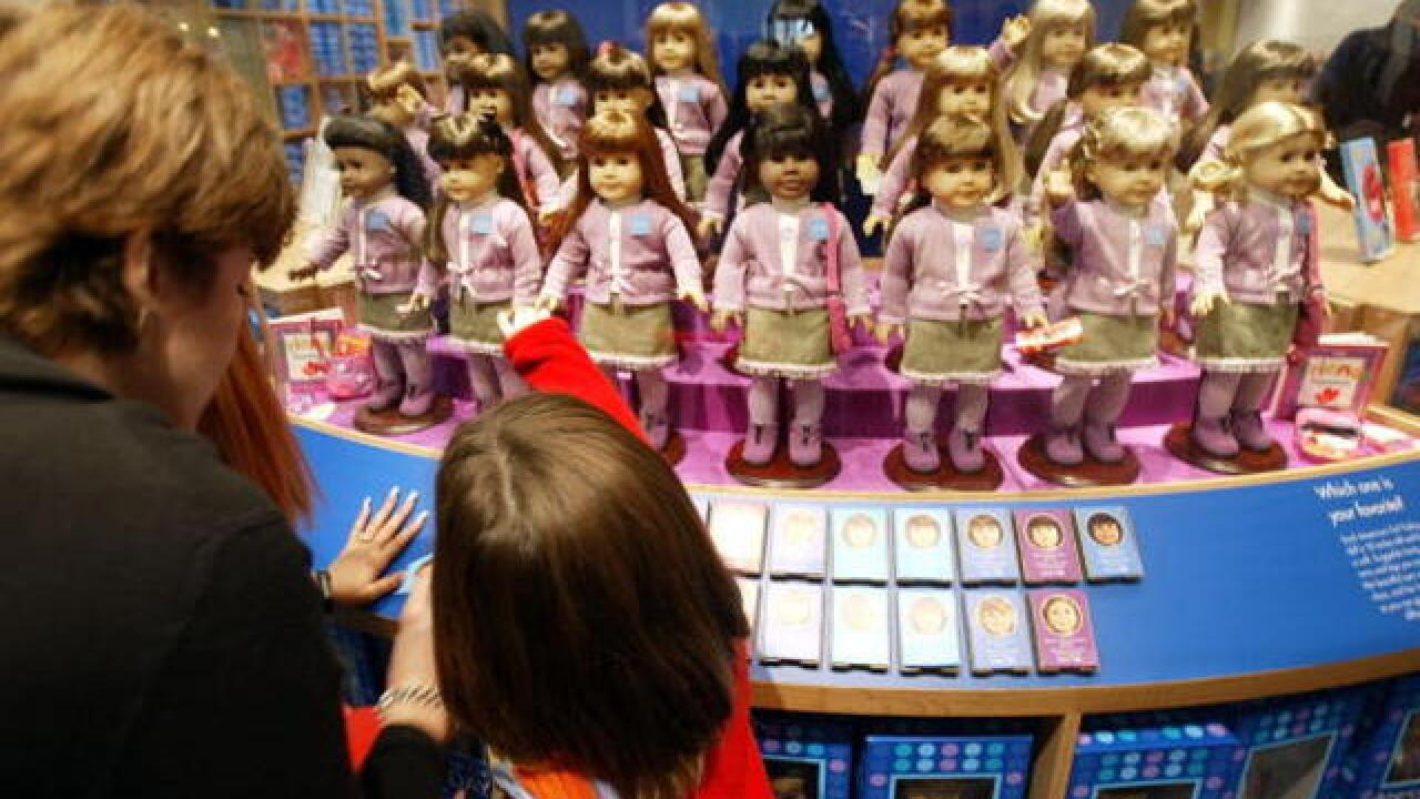 American Girl store opening in metro Detroit at Twelve Oaks Mall