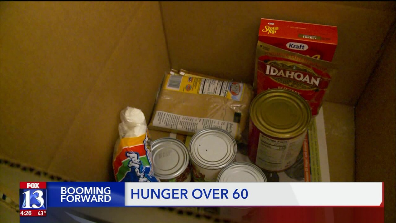 Booming Forward: Food insecurity during the holidays