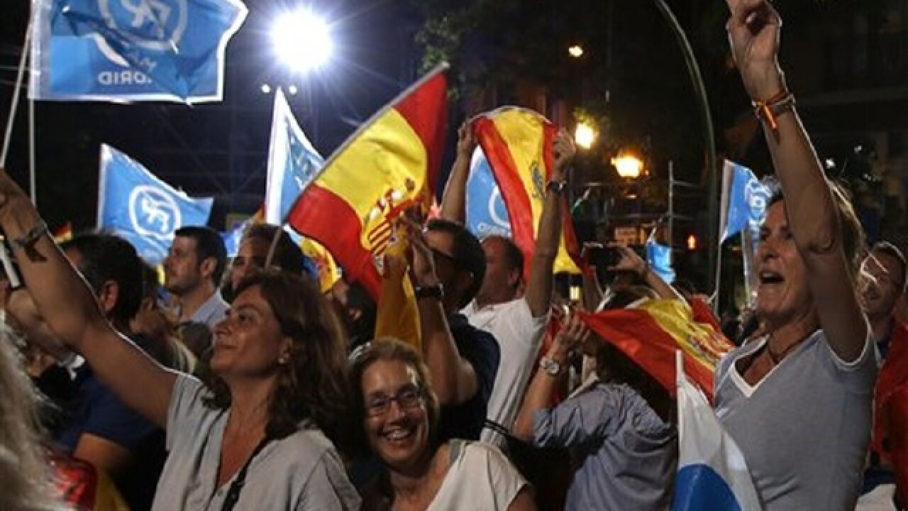 New election fails to clarify Spain's political future