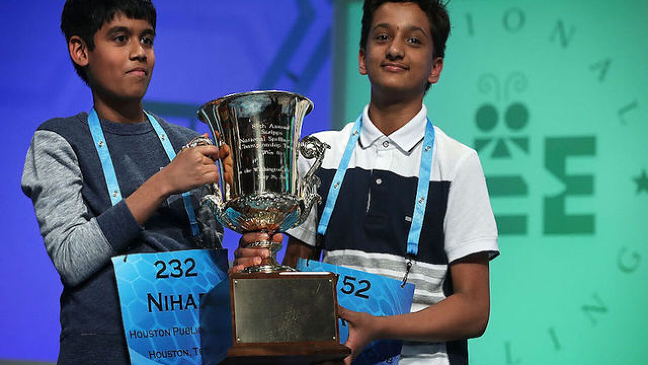 Scripps National Spelling Bee goes high-tech with student prep