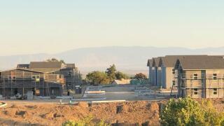 Residences of East Hills, Bakersfield, July 23, 2021