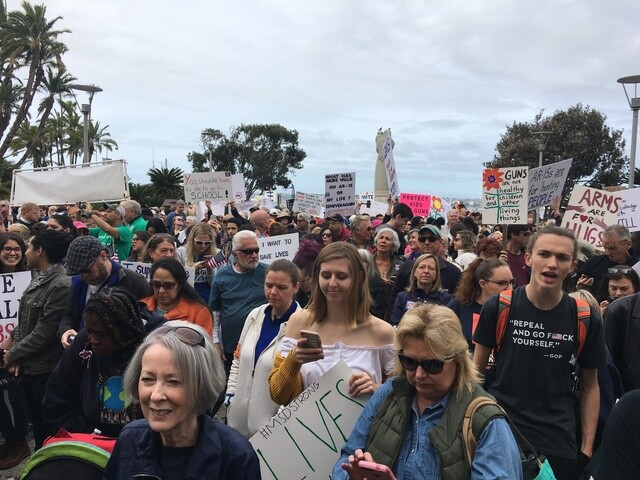 PHOTOS: San Diego March for Our Lives