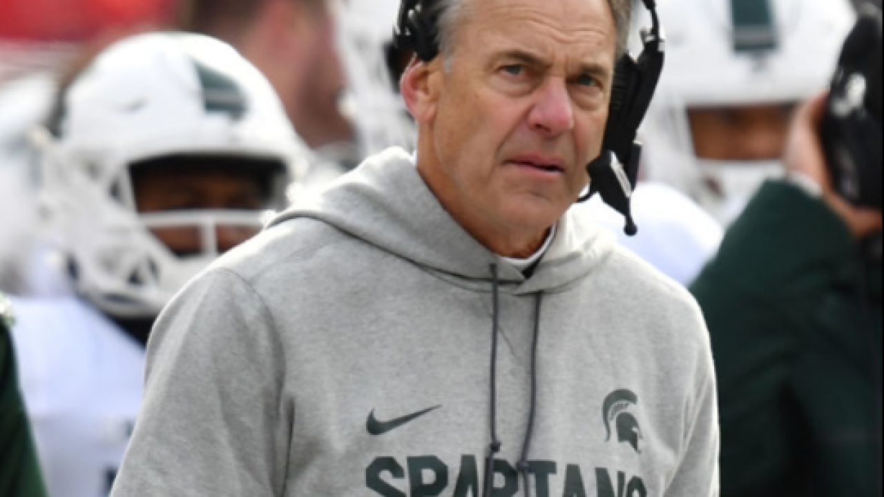 Michigan State's Hartbarger likely done for the season