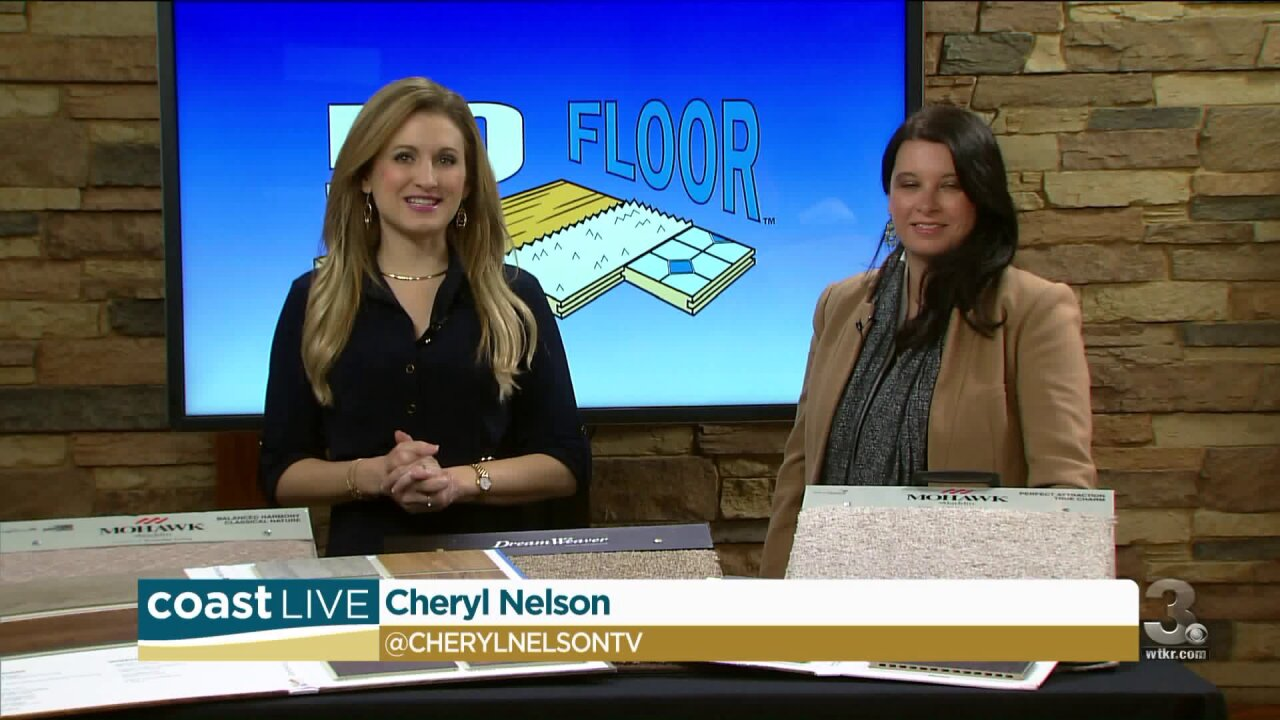 Flooring advice and a special offer for viewers on CoastLive
