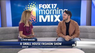 Michigan-based fashion set to hit runway at Grand Rapids ArtMuseum