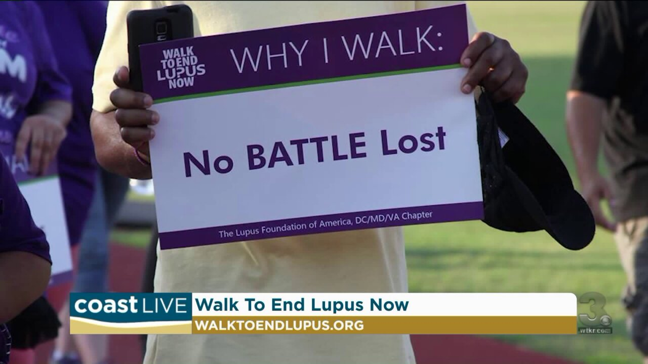 What is lupus and what's it like to get the diagnosis on CoastLive