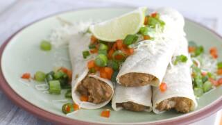 Food Deadline Enchiladas
