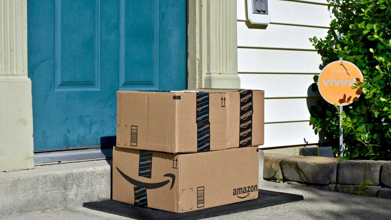 Amazon starts one-day shipping for millions of products