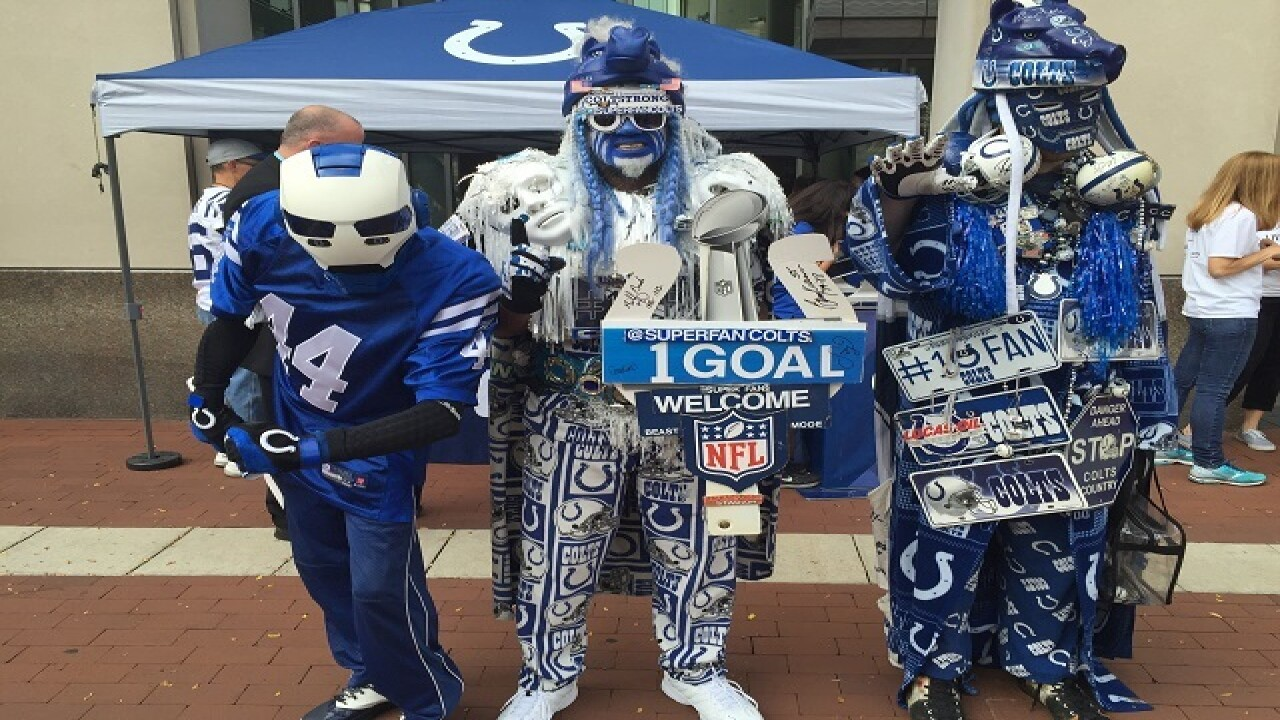 PHOTOS: Colts Kickoff celebration