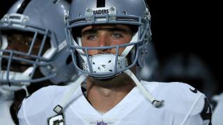 Carlson's last-second FG gives Raiders win in Arizona