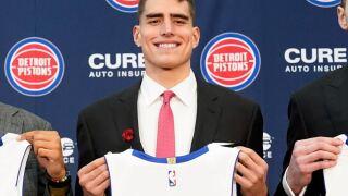 Luka Garza Pistons