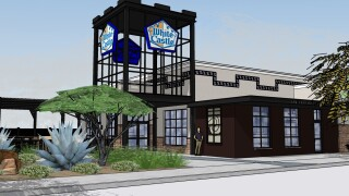 White Castle Arizona artist rendering