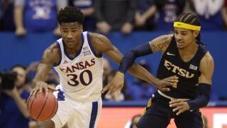 ETSU Kansas Basketball