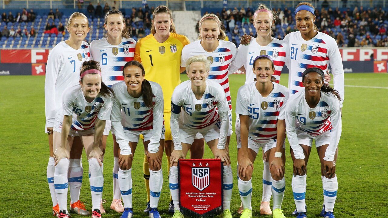 US women's soccer team members sue, claims they should earn equal pay as men's team