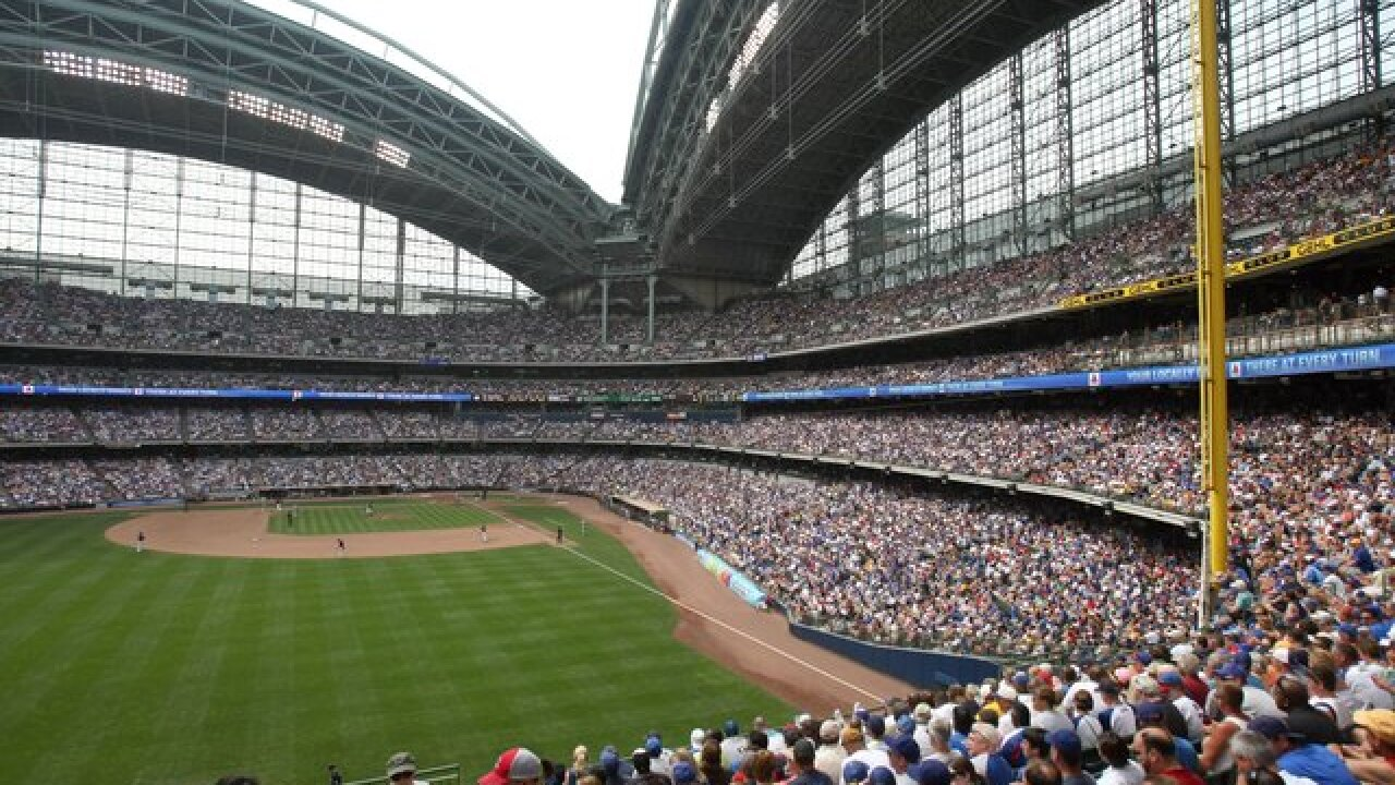 Brewers have 2nd-best attendance boost in MLB year-over-year