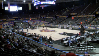 MEAC Basketball Tournament