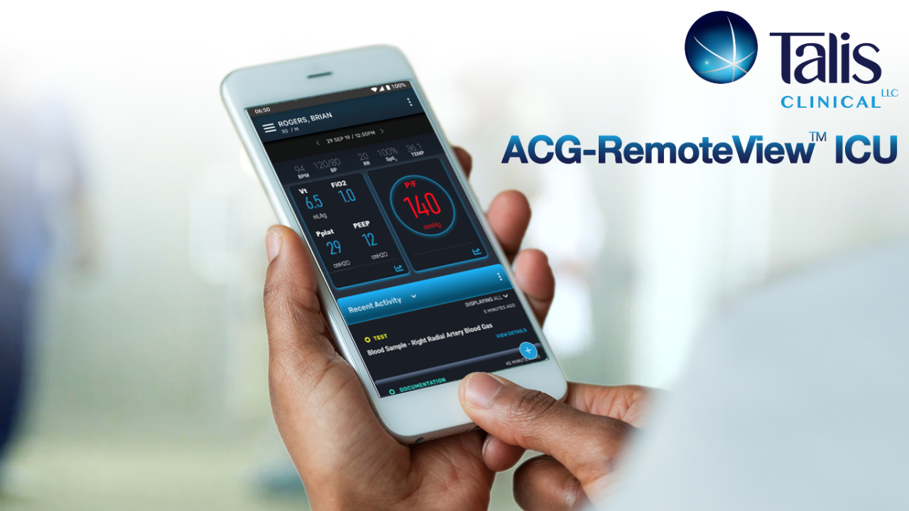 Remote technology University Hospitals ACG-Remote View