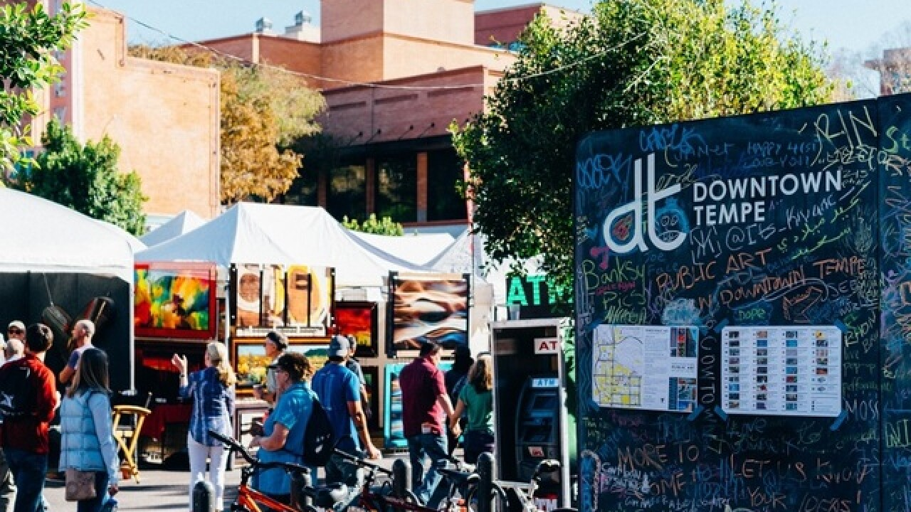 4 festivals to not miss in Tempe this weekend