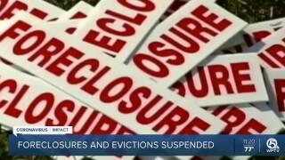 Gov. Ron DeSantis suspends evictions, foreclosures for 45 days