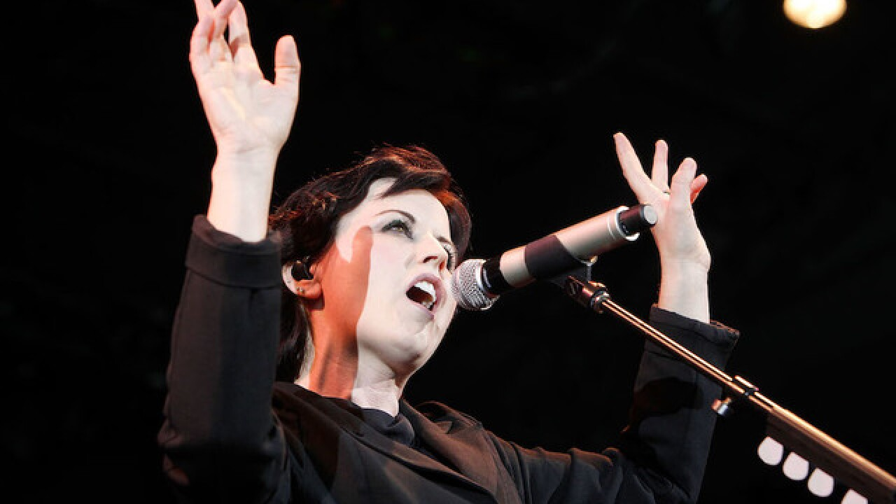 The Cranberries' lead singer Dolores O'Riordan dies at 46