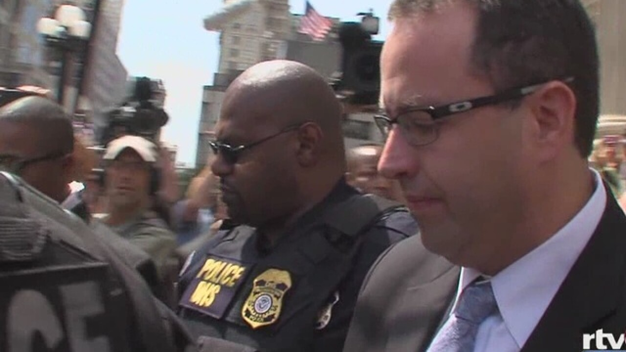Jared Fogle's ex-wife to sue Subway