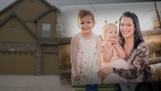Shanann Watts painted happy picture online