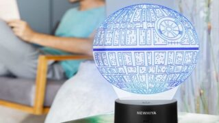 This 'Star Wars' Night Light Will Look So Cool In Your Bedroom
