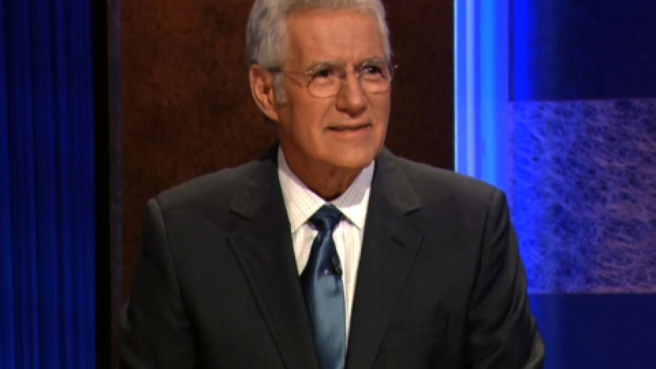 Friday the 13th was record-breaking for Alex Trebek