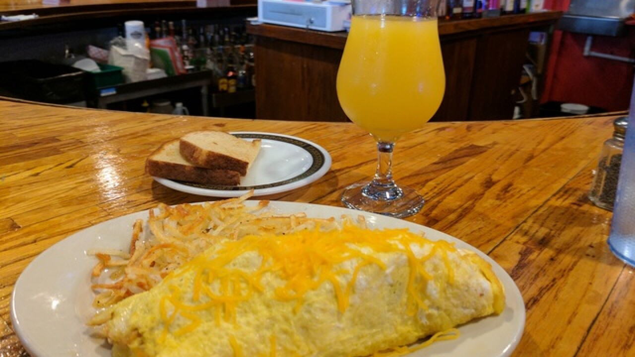 Why eat brunch when you can drink it?