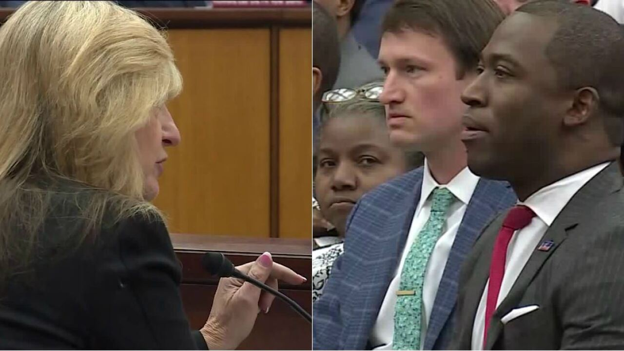Reva Trammell to Mayor Stoney: 'I hope to God this is your last laugh'