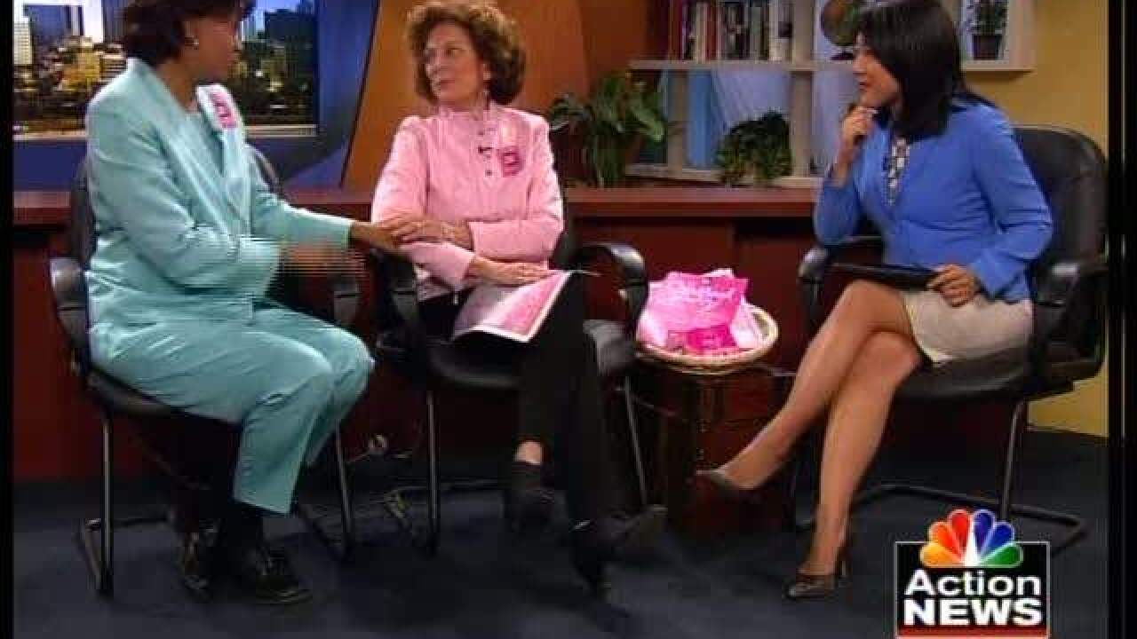 Cynthia Newsome gets 'Back in the Swing' to help other cancer survivors