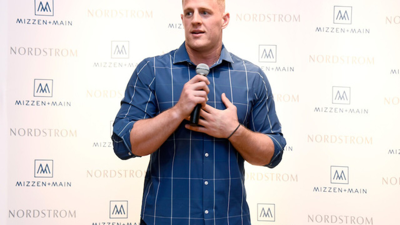 Houston Texans star J.J. Watt's viral post helps raise $13M for Harvey victims