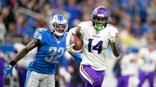 Lions fans vent, but defense wilts in loss to Vikings